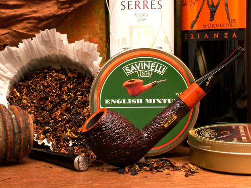 Dýmky Savinelli