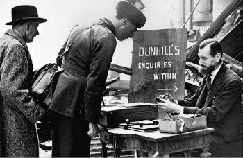 Dýmky Dunhill