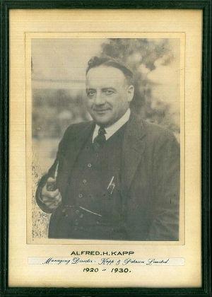 Alfred H. Kapp